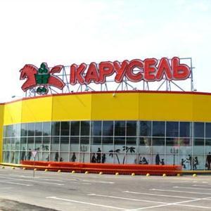 Гипермаркеты Шемышейки