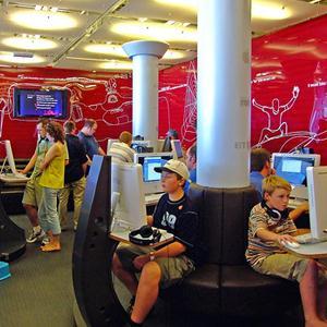 Интернет-кафе Шемышейки