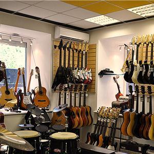 Музыкальные магазины Шемышейки