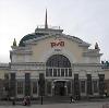 Железнодорожные вокзалы в Шемышейке