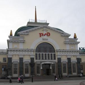 Железнодорожные вокзалы Шемышейки